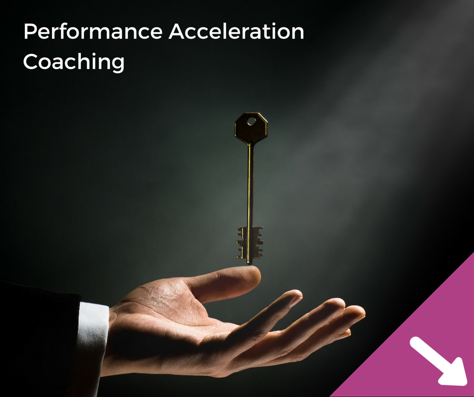 Performance Acceleration Coaching